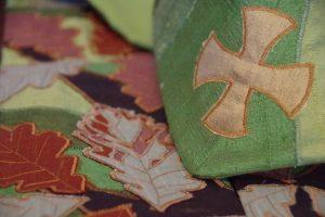 The green oak stole